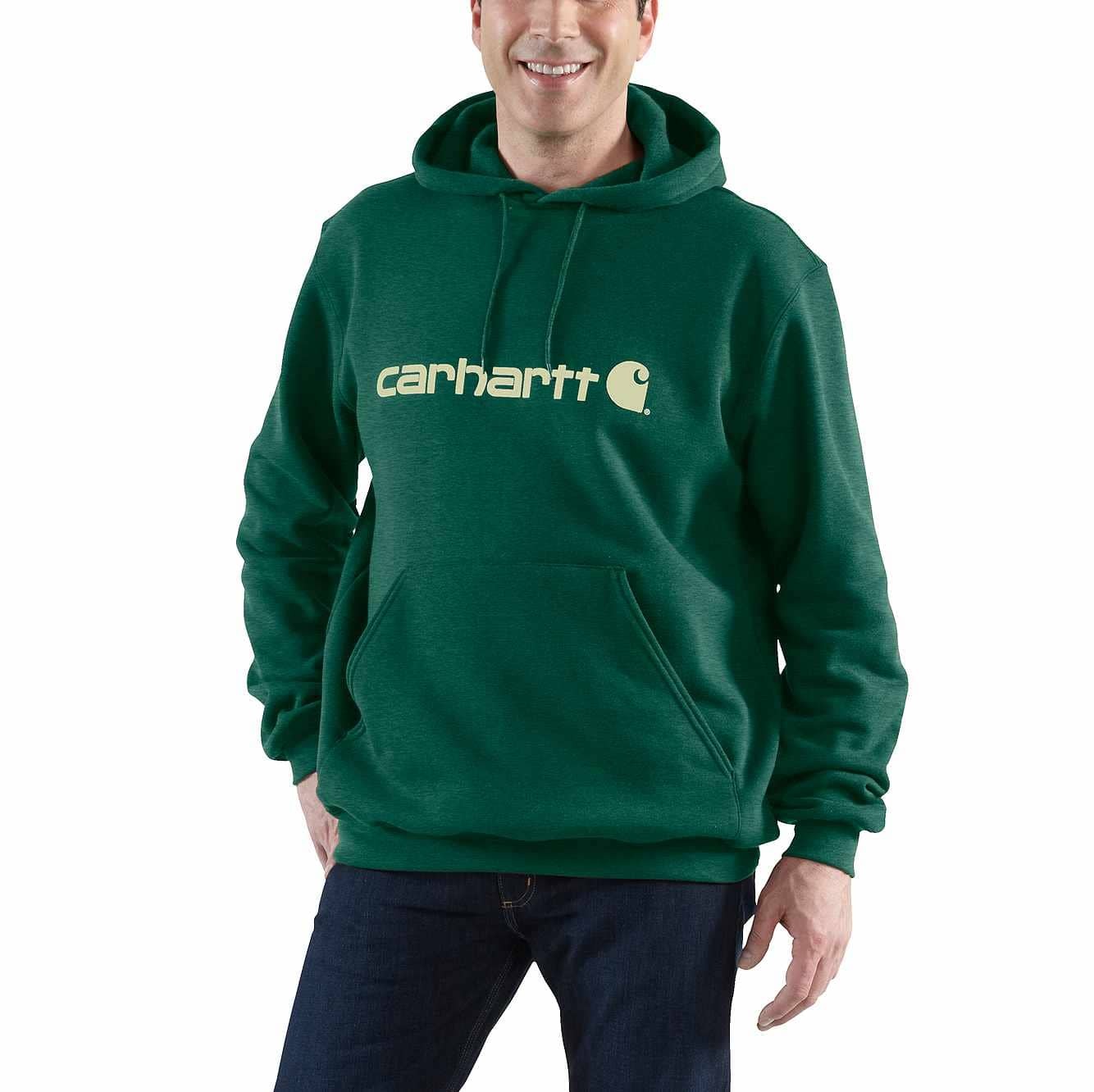 Picture of LOOSE FIT MIDWEIGHT LOGO GRAPHIC SWEATSHIRT