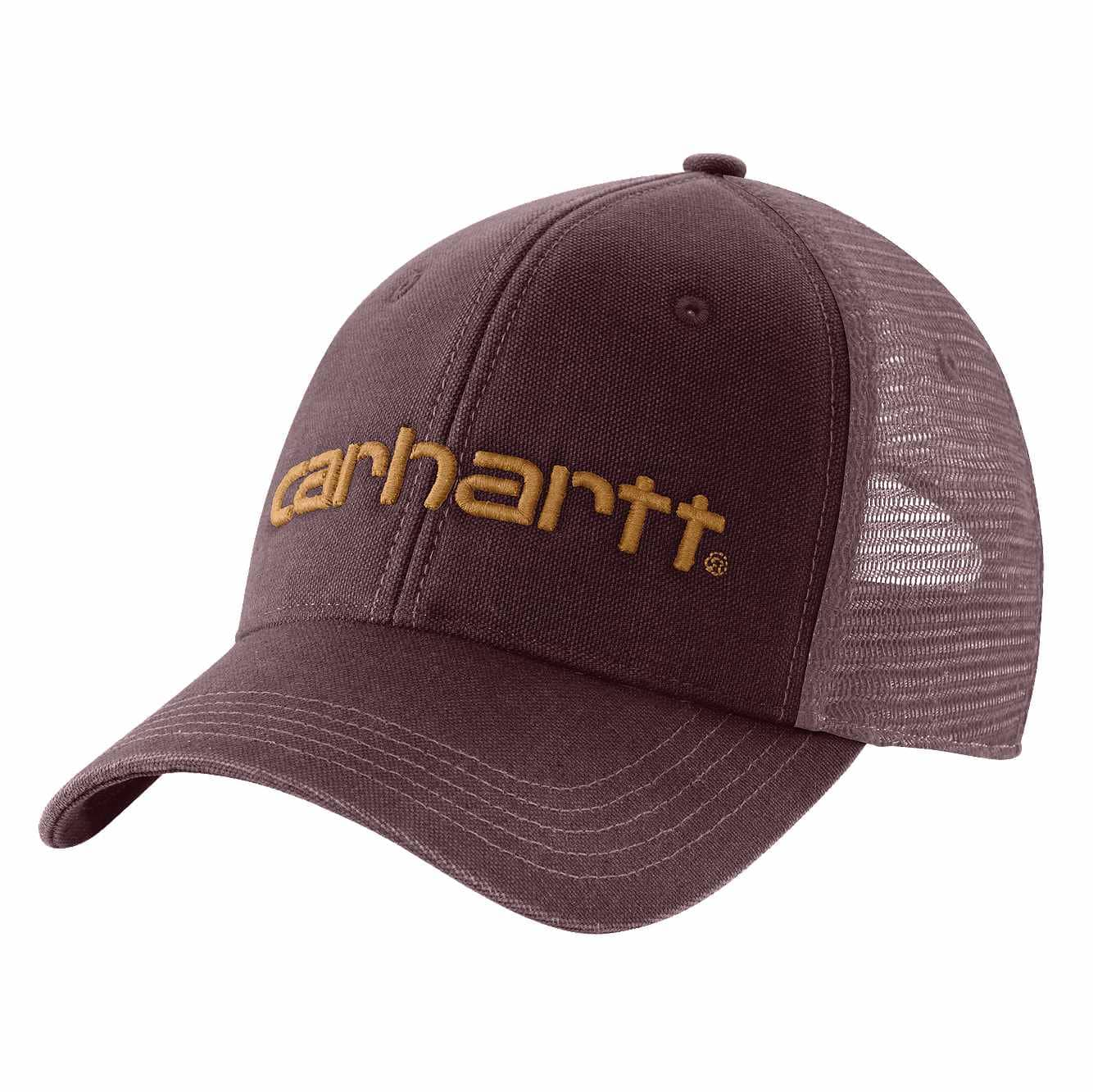 Picture of CANVAS MESH-BACK LOGO GRAPHIC CAP