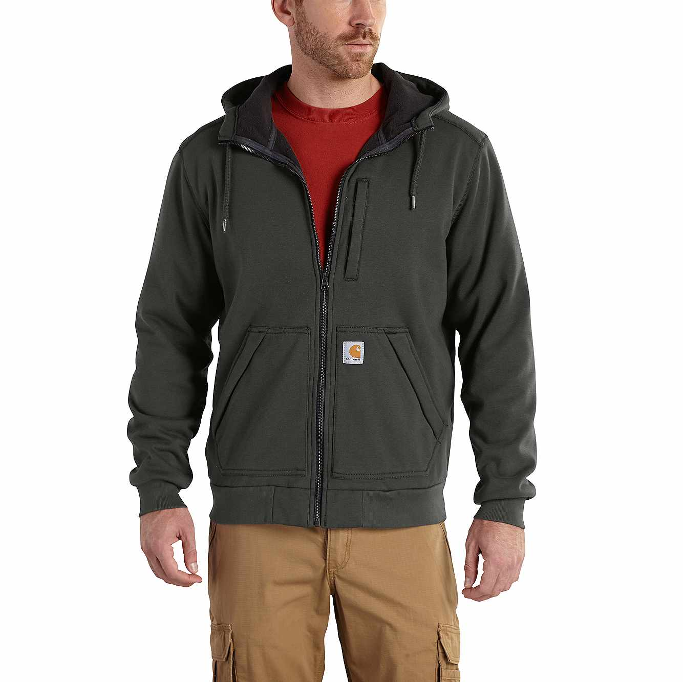 Picture of WIND FIGHTER® RELAXED FIT MIDWEIGHT FULL-ZIP SWEATSHIRT