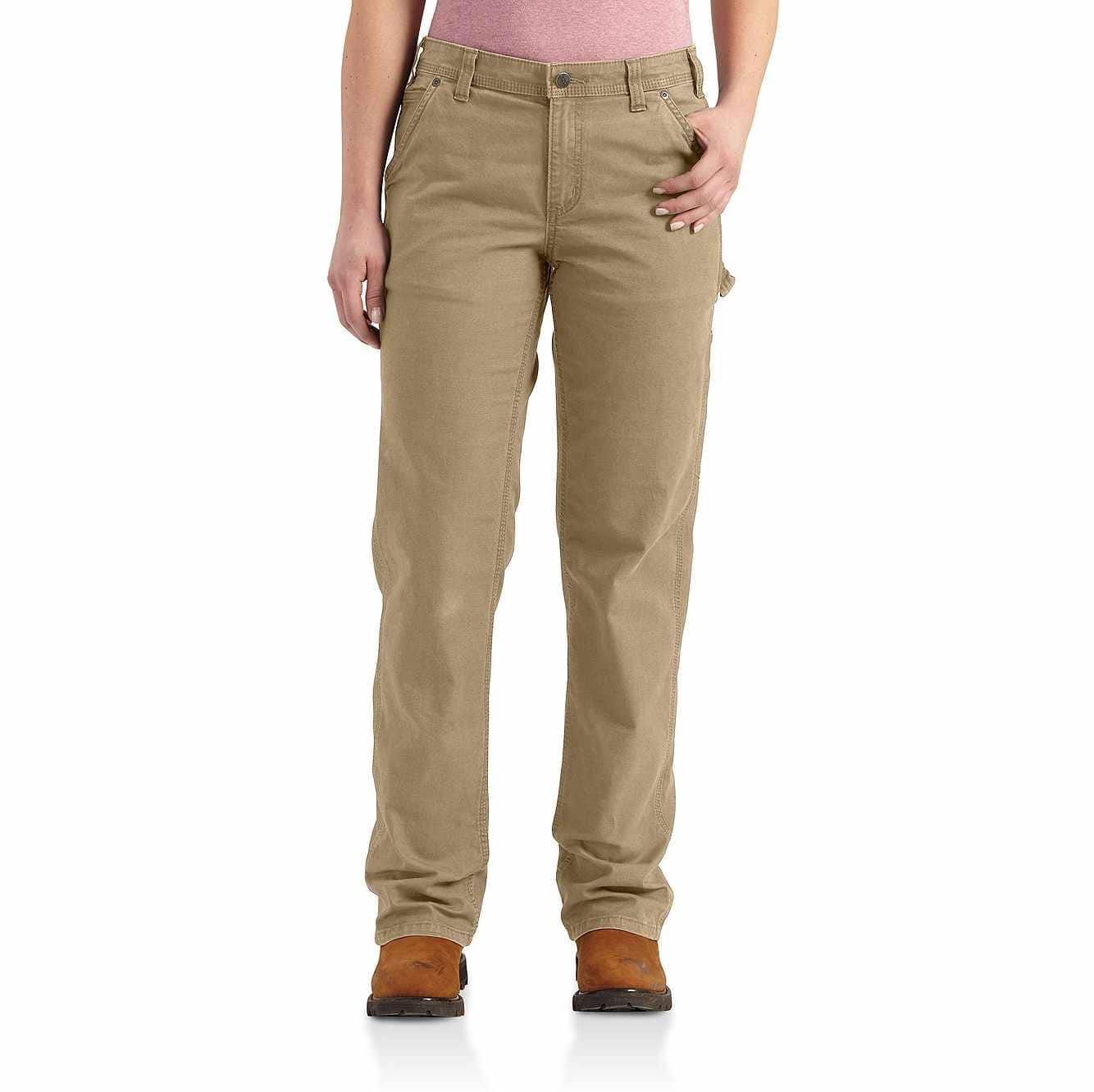 Picture of RUGGED FLEX® LOOSE FIT CANVAS WORK PANT