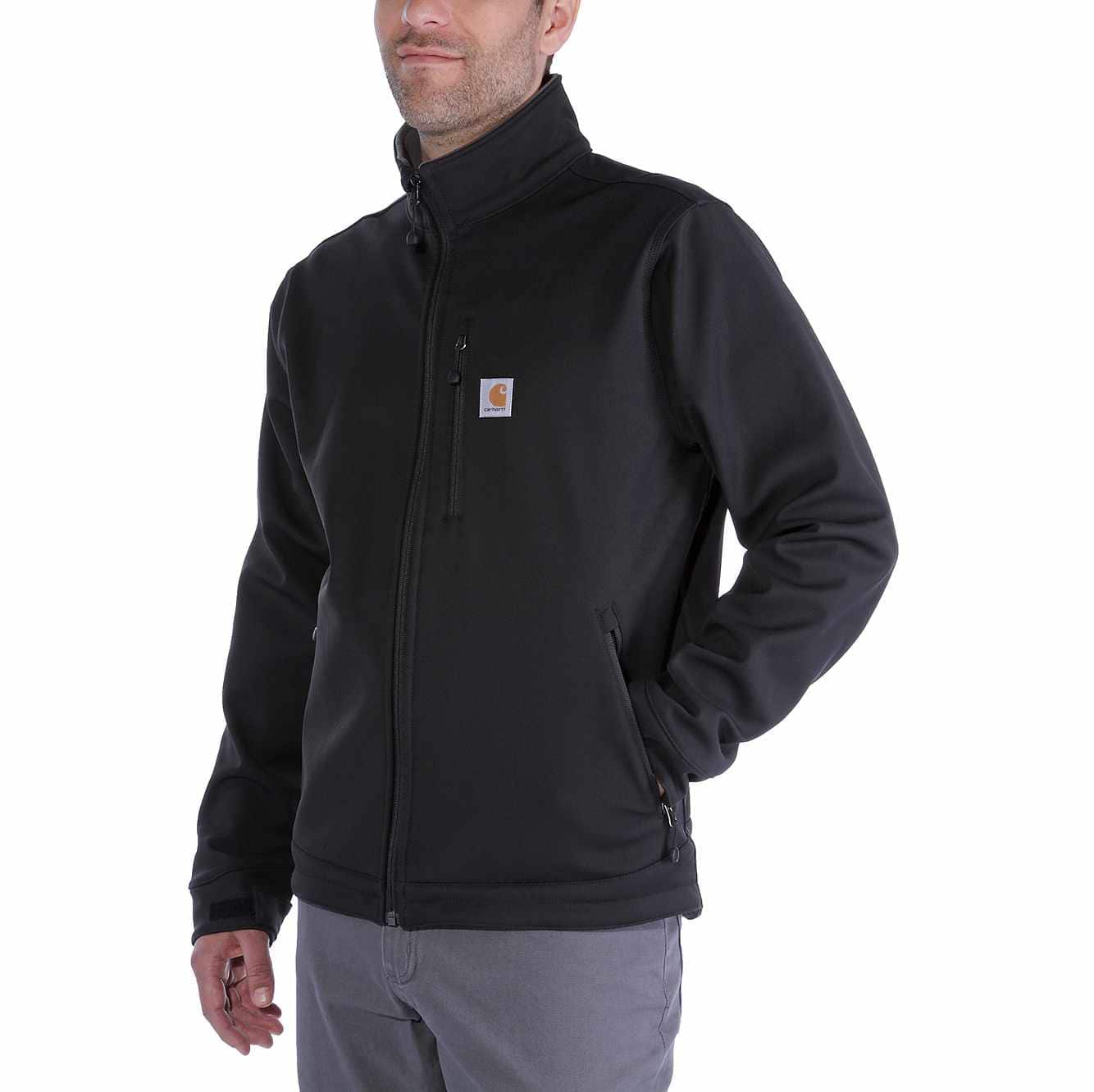 Picture of CROWLEY SOFT SHELL JACKET