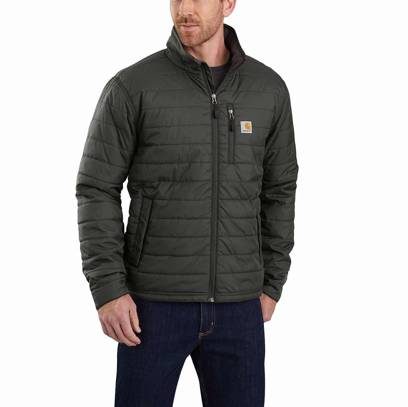 Picture of RAIN DEFENDER® RELAXED FIT LIGHTWEIGHT INSULATED JACKET