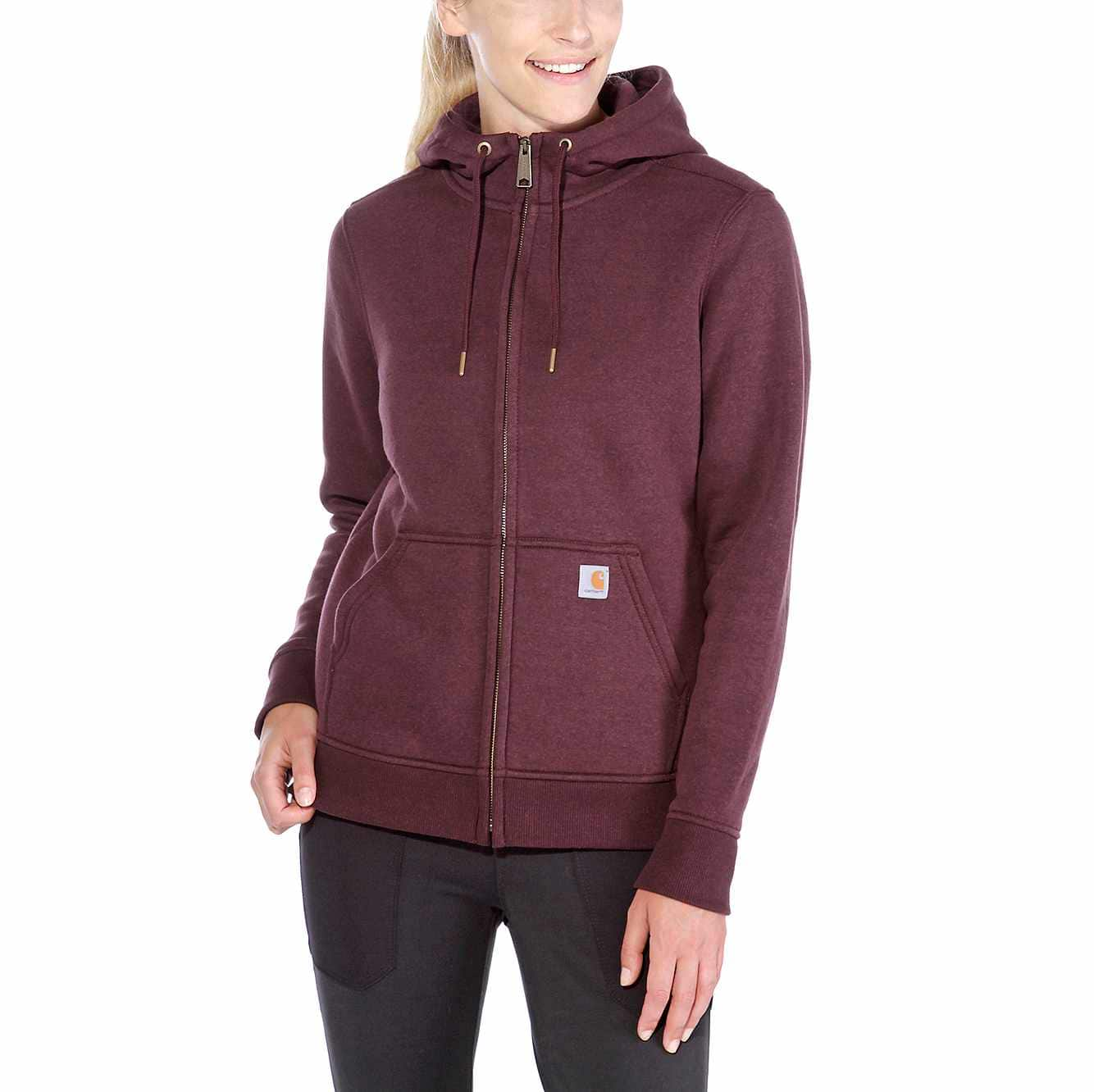 Picture of RELAXED FIT MIDWEIGHT FULL-ZIP SWEATSHIRT