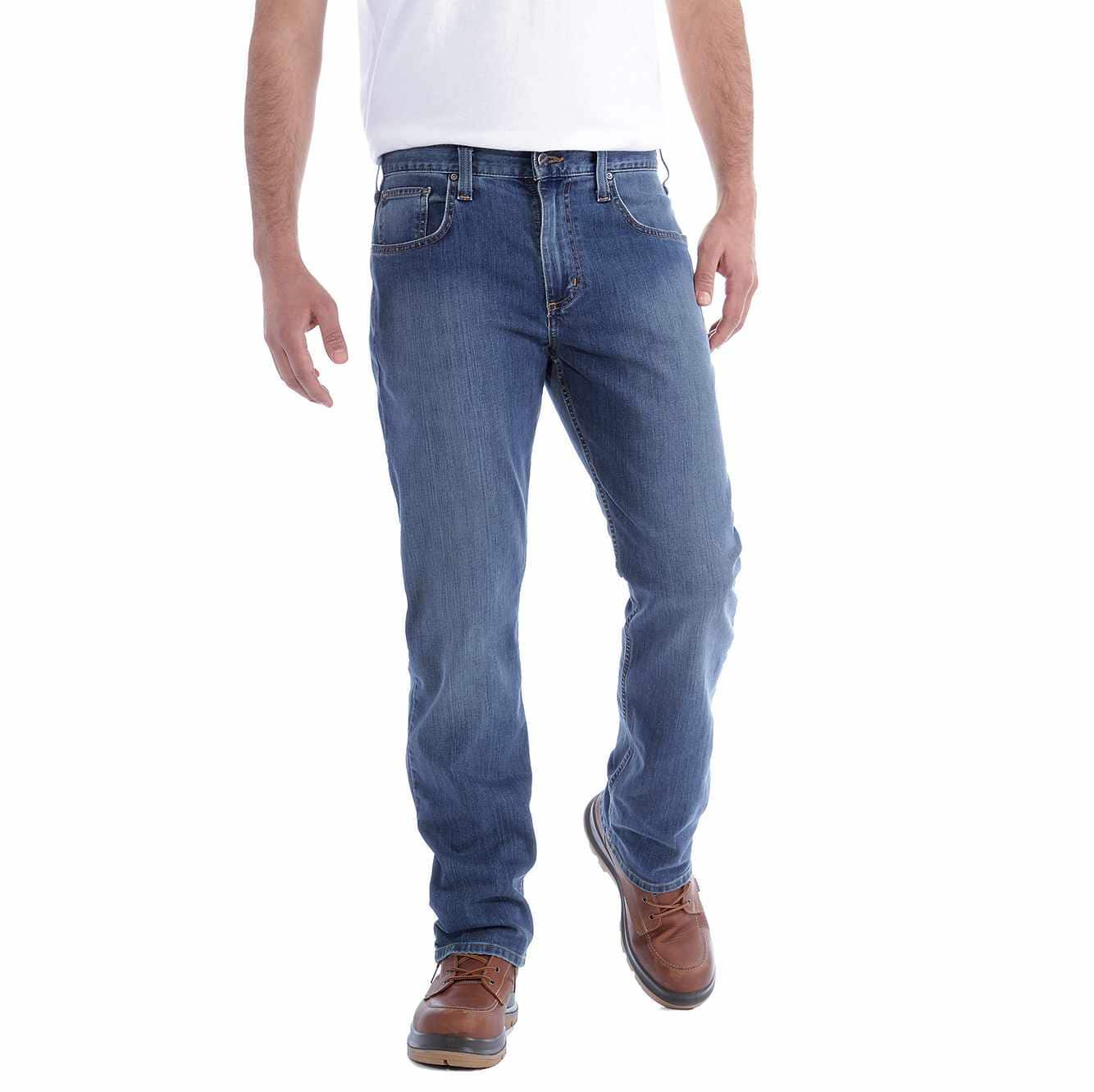 Picture of RUGGED FLEX® RELAXED FIT 5-POCKET JEAN