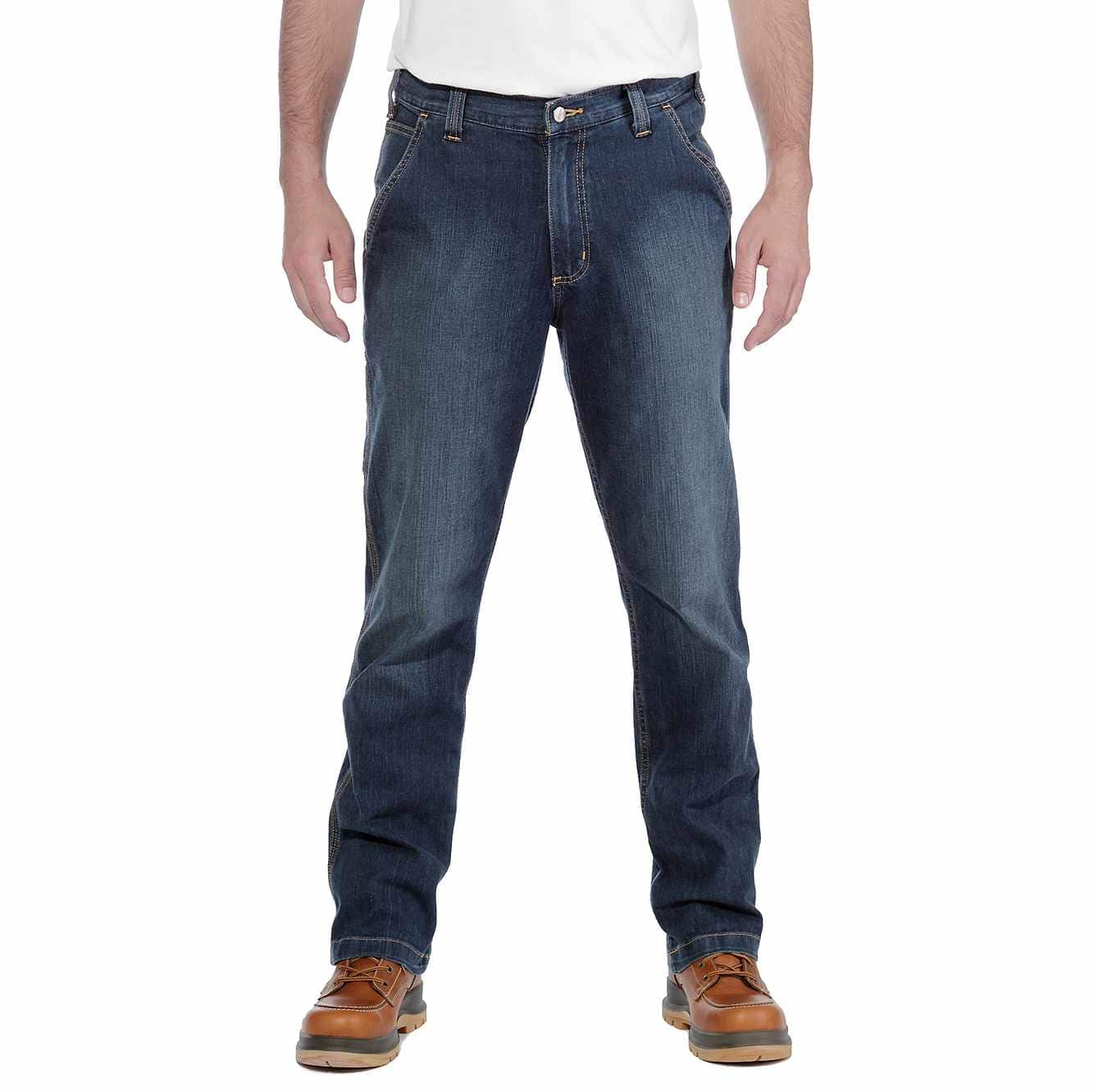 Picture of RUGGED FLEX® RELAXED FIT UTILITY JEAN