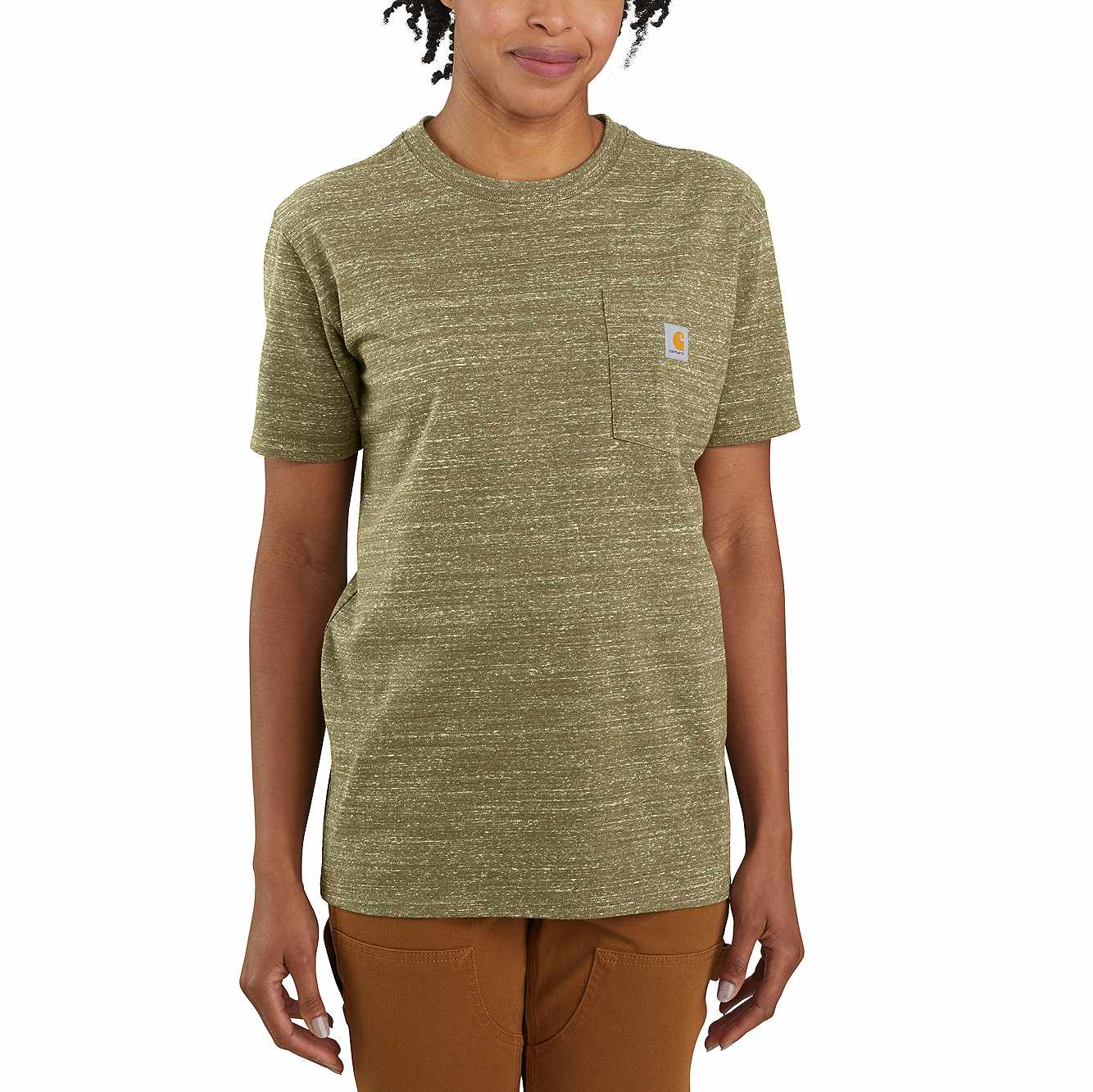 Picture of LOOSE FIT HEAVYWEIGHT SHORT-SLEEVE POCKET T-SHIRT