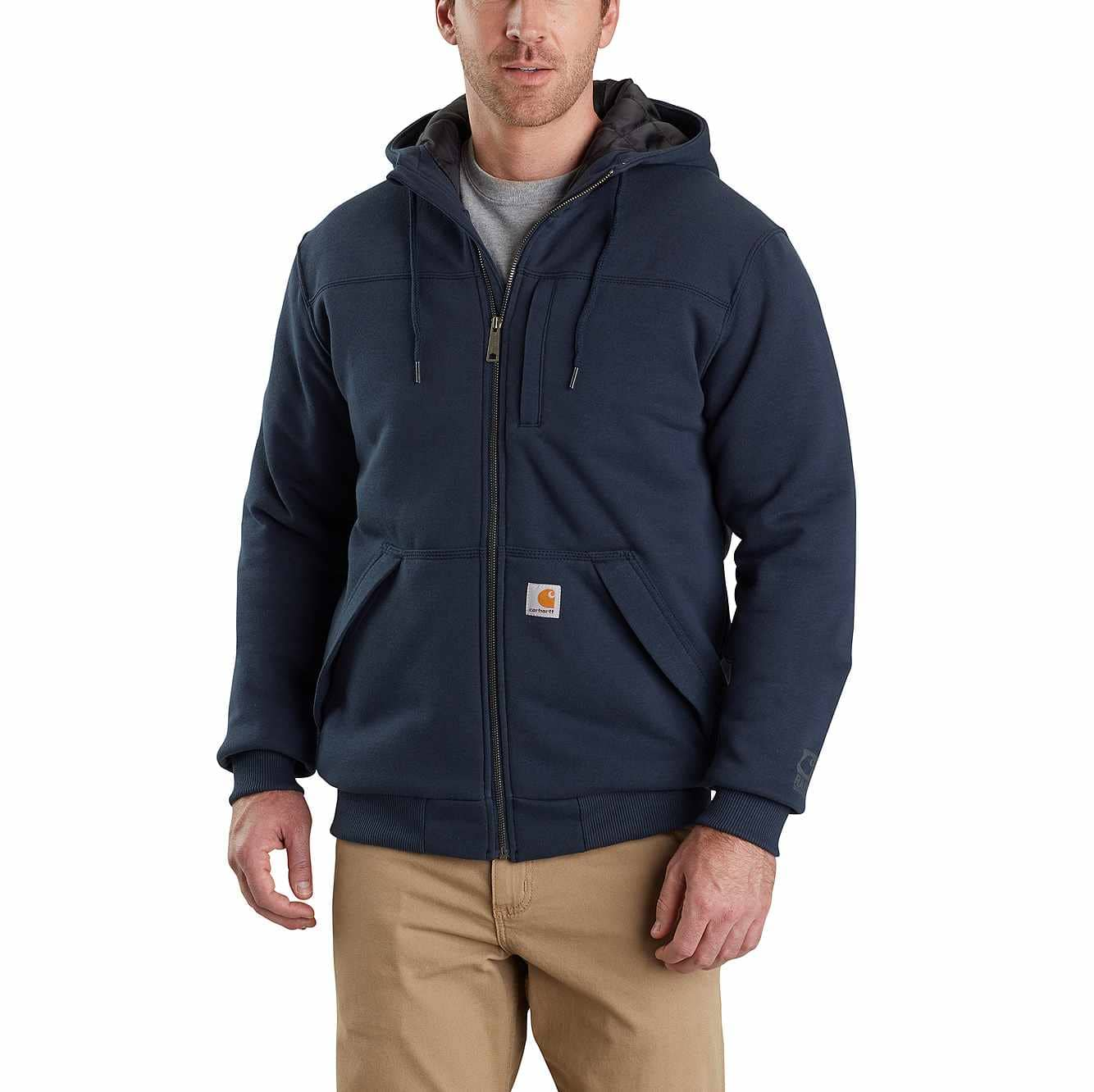 Picture of ROCKLAND QUILT-LINED FULL-ZIP HOODED SWEATSHIRT