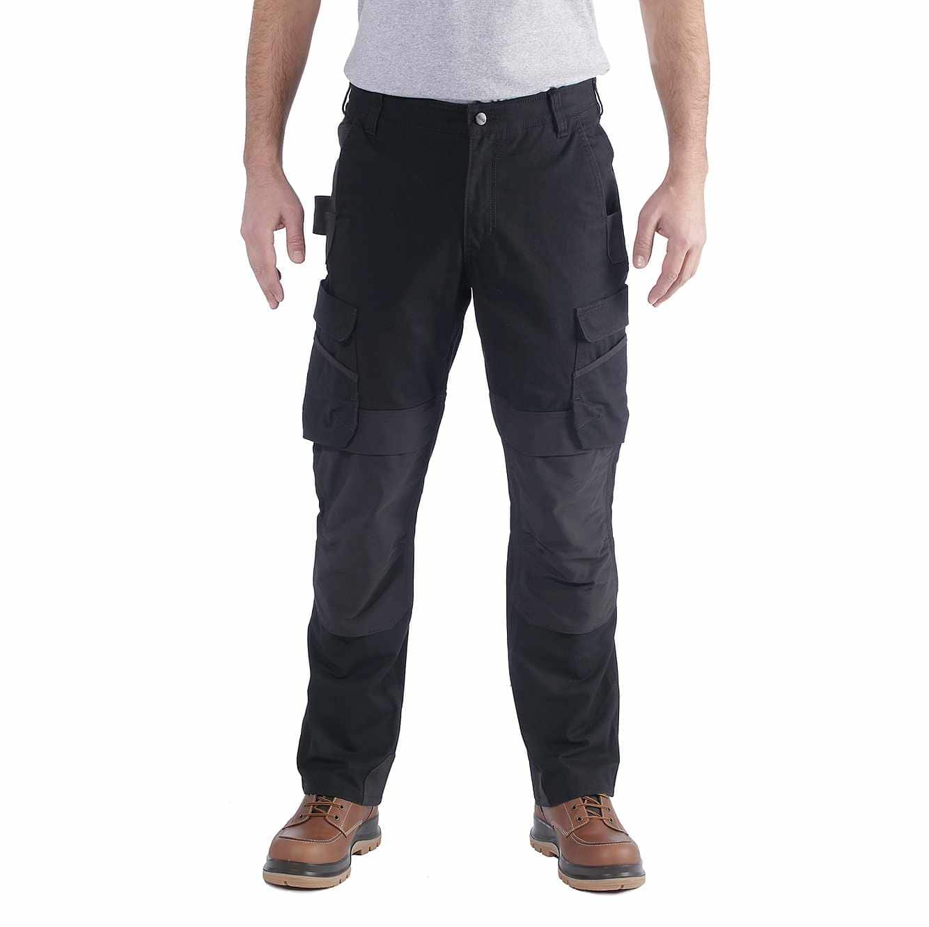 Picture of STEEL RUGGED FLEX® RELAXED FIT DOUBLE-FRONT CARGO WORK PANT