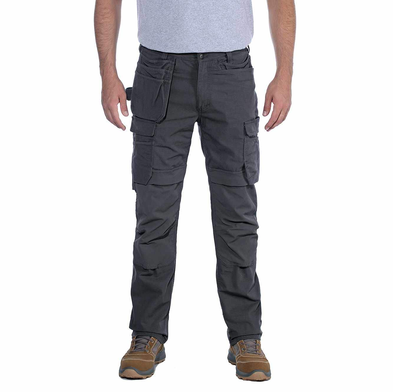 Picture of STEEL RUGGED FLEX® RELAXED FIT DOUBLE-FRONT CARGO MULTI-POCKET WORK PANT
