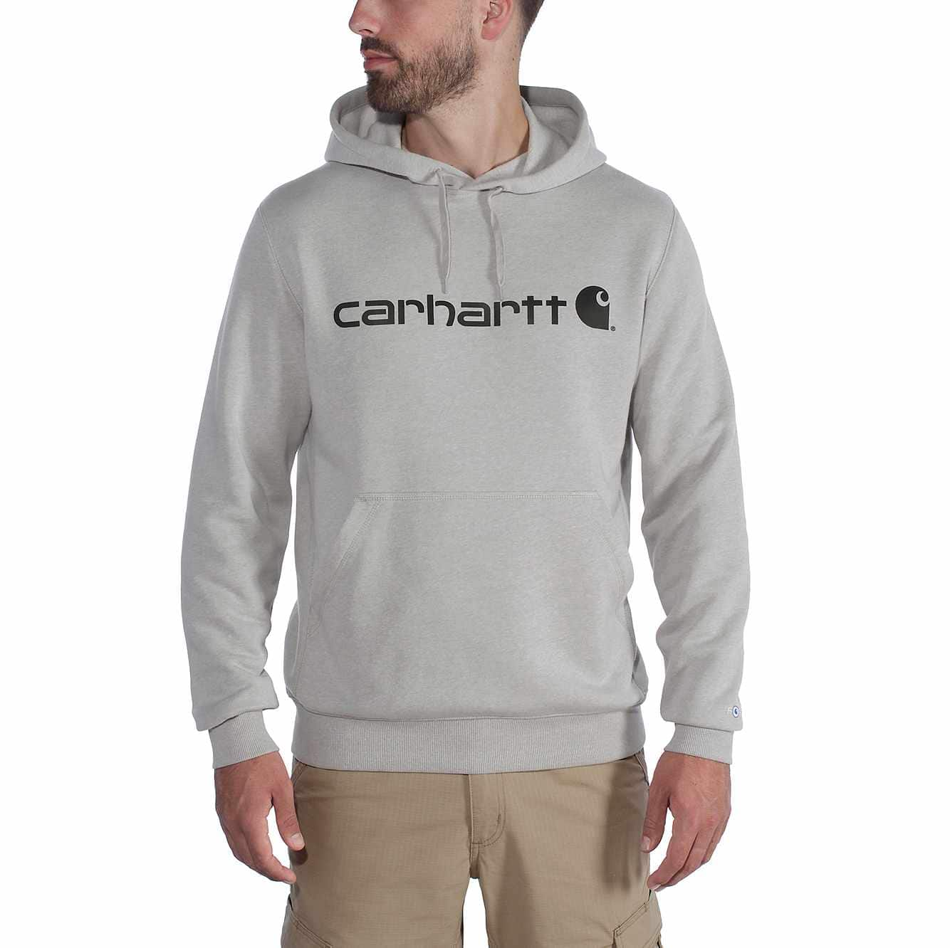 Picture of FORCE® RELAXED FIT MIDWEIGHT LOGO GRAPHIC SWEATSHIRT