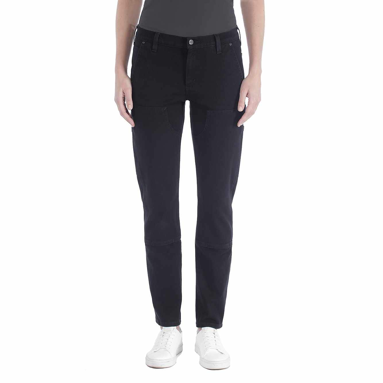 Picture of RUGGED FLEX® RELAXED FIT TWILL DOUBLE-FRONT WORK PANT