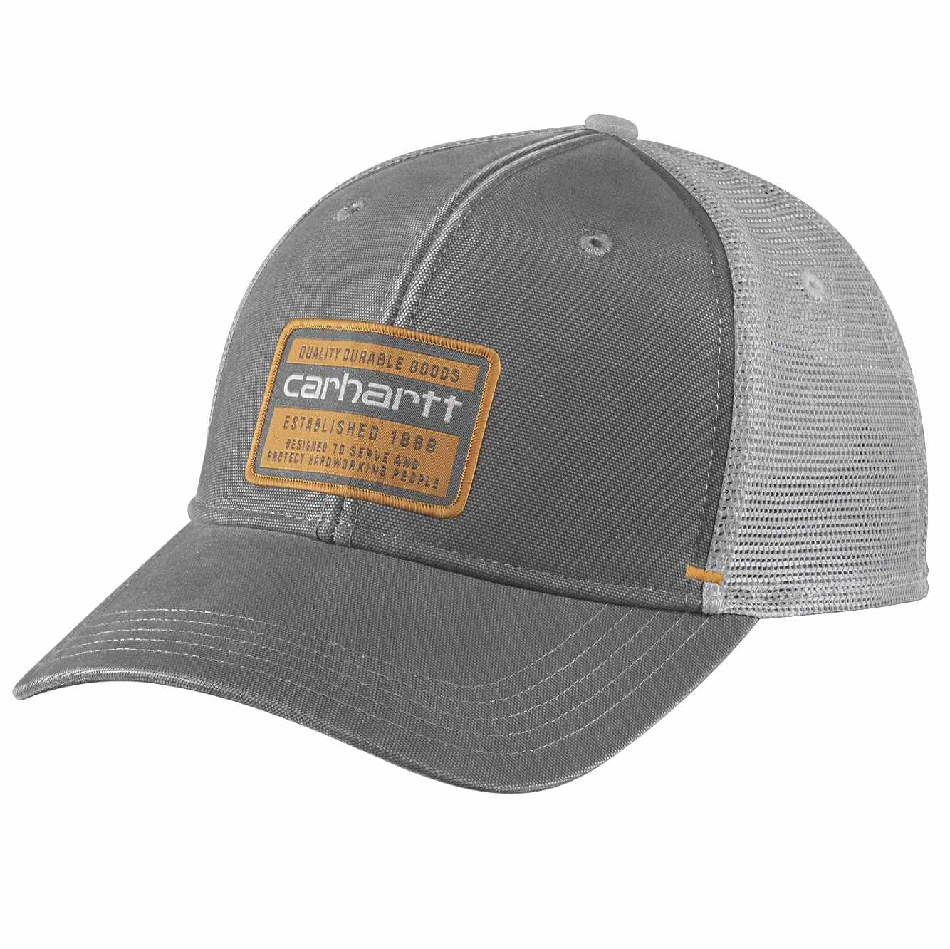 Picture of CANVAS MESH-BACK QUALITY GRAPHIC CAP