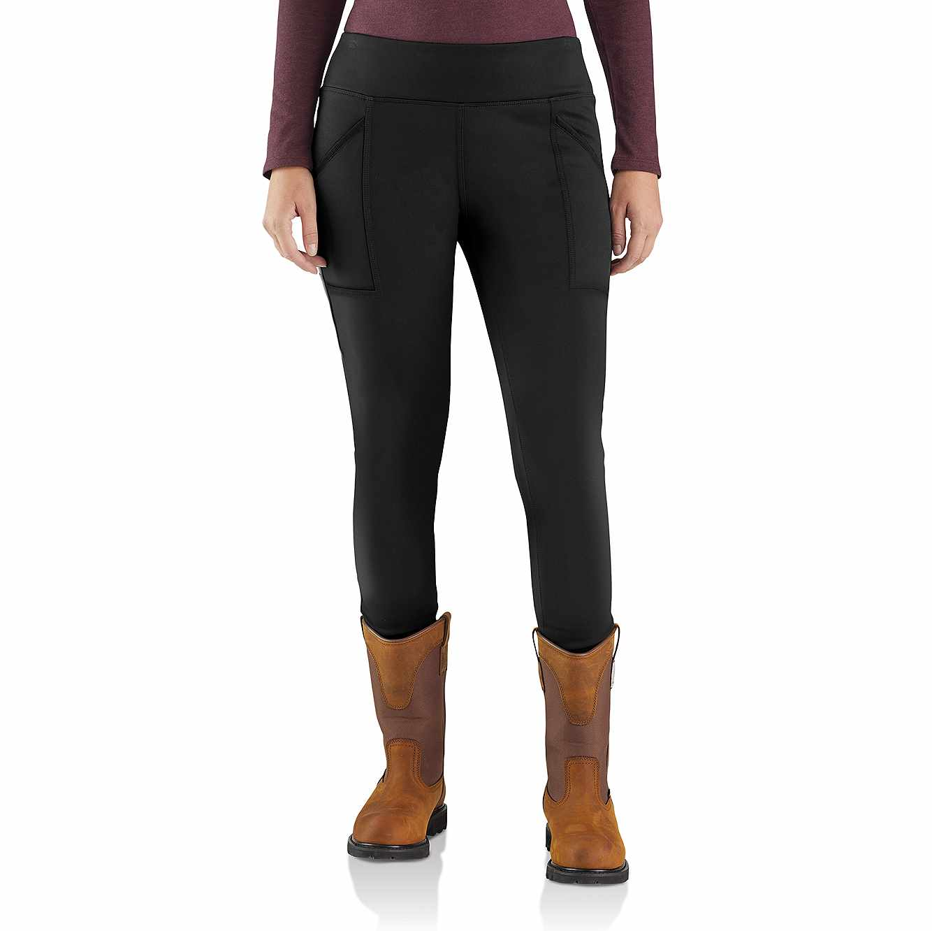 Picture of FORCE® FITTED HEAVYWEIGHT LINED LEGGING