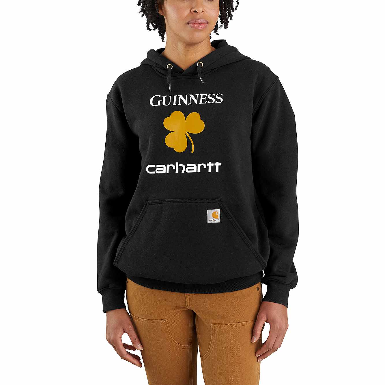 Picture of WOMEN'S RELAXED FIT MIDWEIGHT GUINNESS SWEATSHIRT