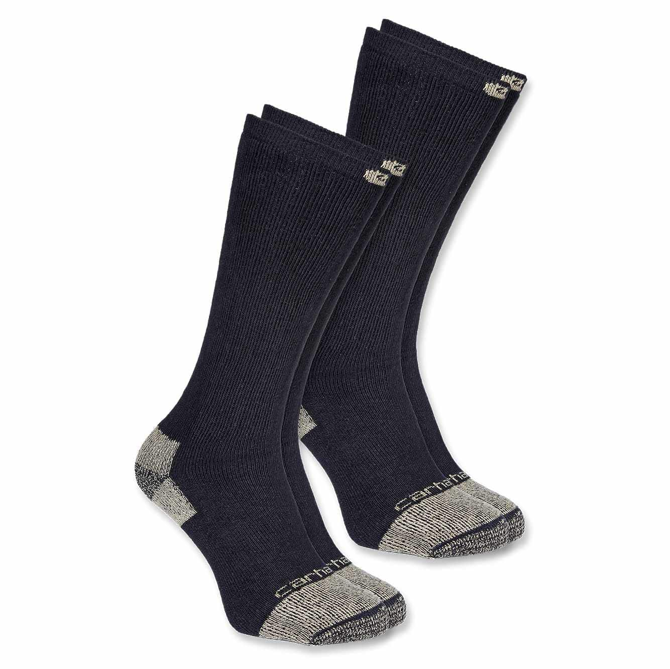 Picture of FULL CUSHIOIN STEEL-TOE COTTON RICH WORK BOOT SOCK