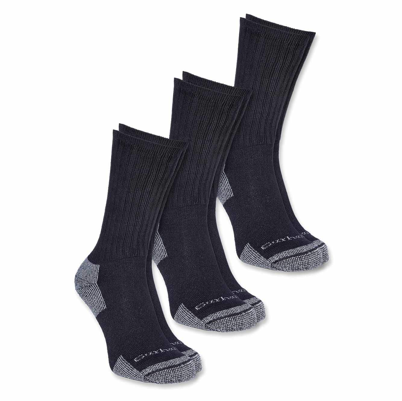 Picture of ALL-SEASON COTTON RICH SOCK 3-PACK