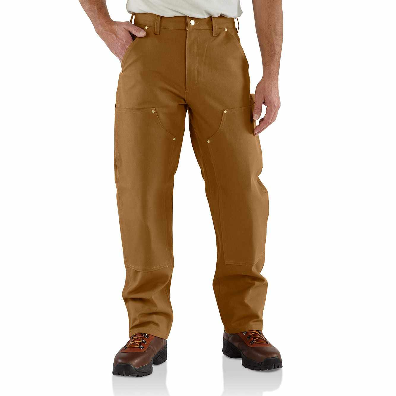 Picture of LOOSE FIT FIRM DUCK DOUBLE-FRONT UTILITY WORK PANT