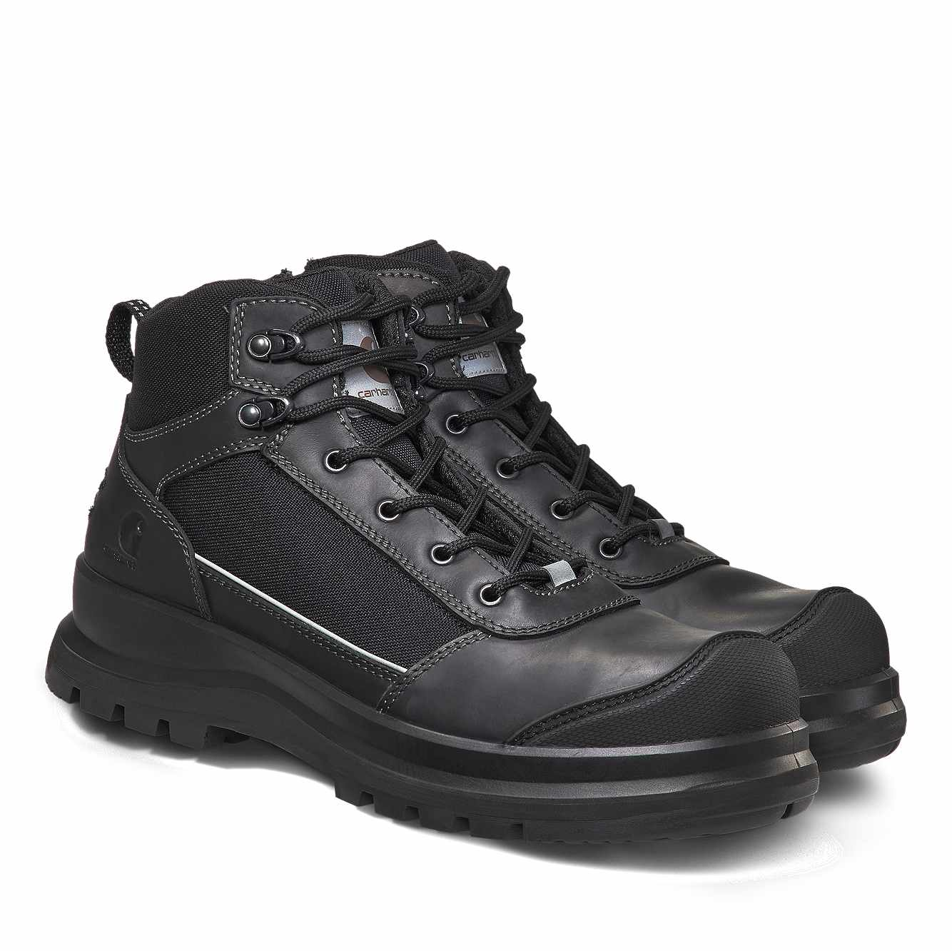 Picture of DETROIT RUGGED FLEX® REFLECTIVE S3 ZIP SAFETY BOOT