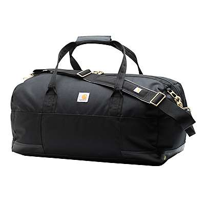 "Carhartt Unisex Black Legacy 23"" Gear Bag - back"