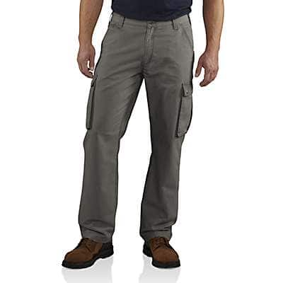 Carhartt Men's Gravel Rugged Cargo Pant - front