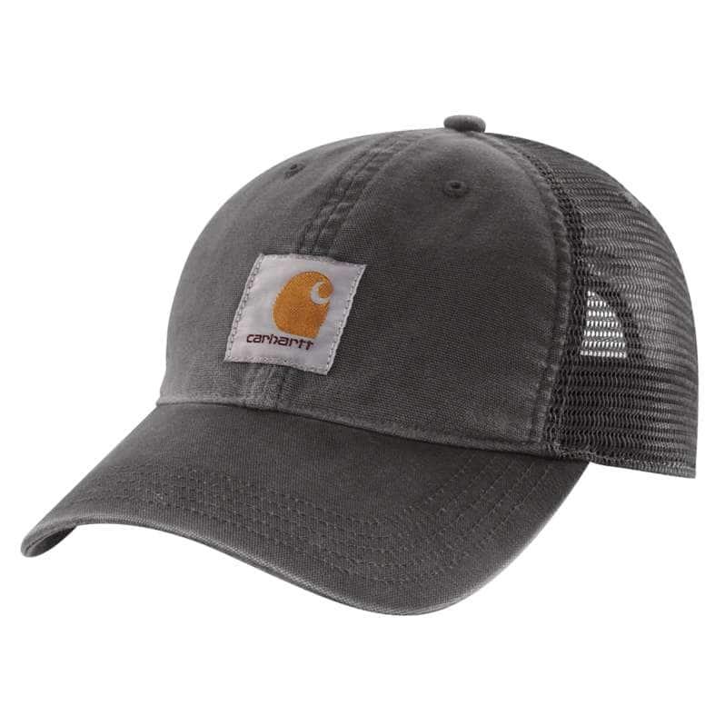 Carhartt  Gravel Canvas Mesh-Back Cap