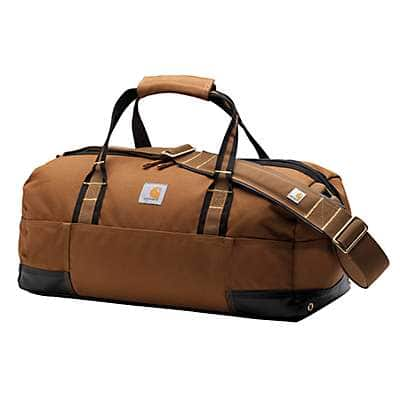 "Carhartt Unisex Gray Legacy 20"" Gear Bag - back"