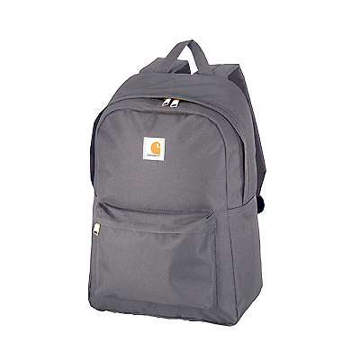 Carhartt Unisex Blue Trade Backpack - front