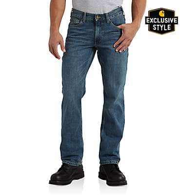 Carhartt Men's Riverbed Series 1889® Relaxed Fit Straight Leg Jean - front