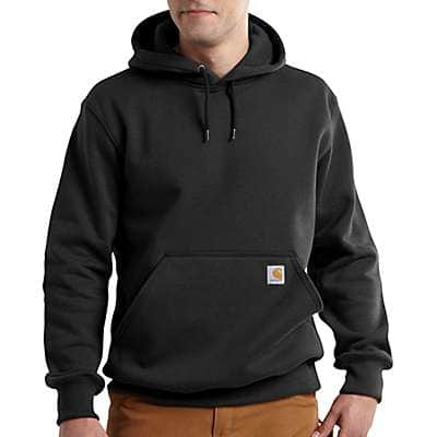 Carhartt  Peat Rain Defender® Paxton Hooded Heavyweight Sweatshirt - front