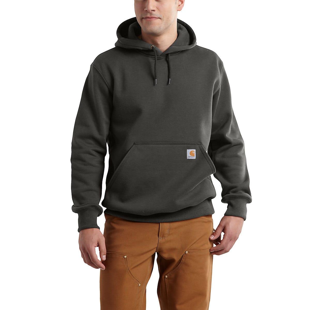 a3d26684d4d Men's Rain Defender® Paxton Hooded Heavyweight Sweatshirt | Carhartt
