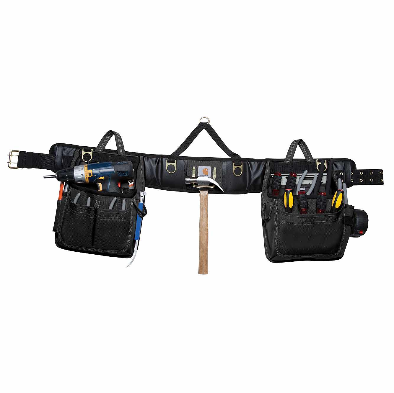 Picture of Legacy Deluxe Tool Belt in Black