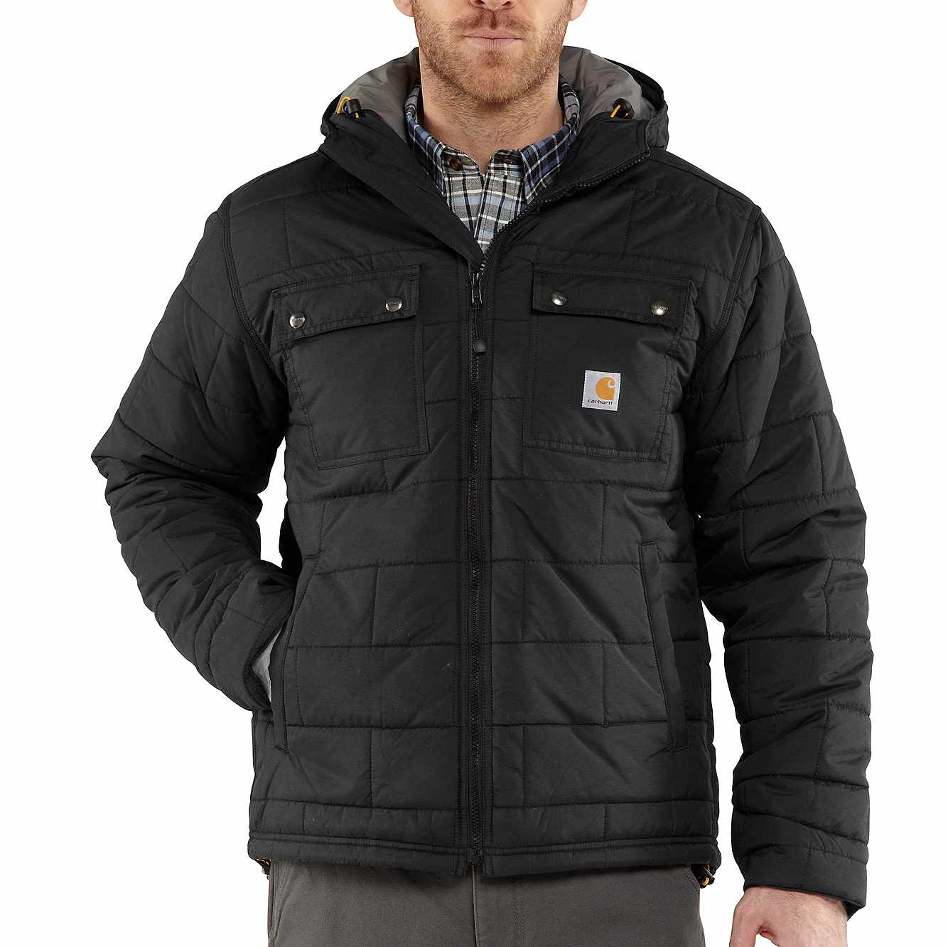 Picture of Brookville Jacket in Black