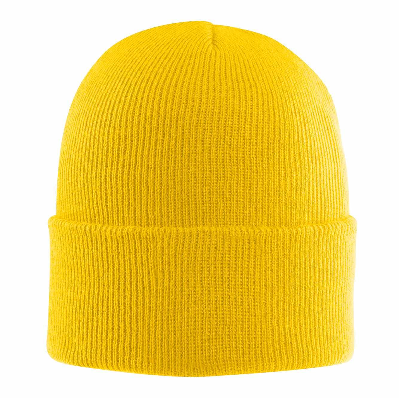 Picture of LSU Acrylic Watch Hat 1 in Spectra Yellow