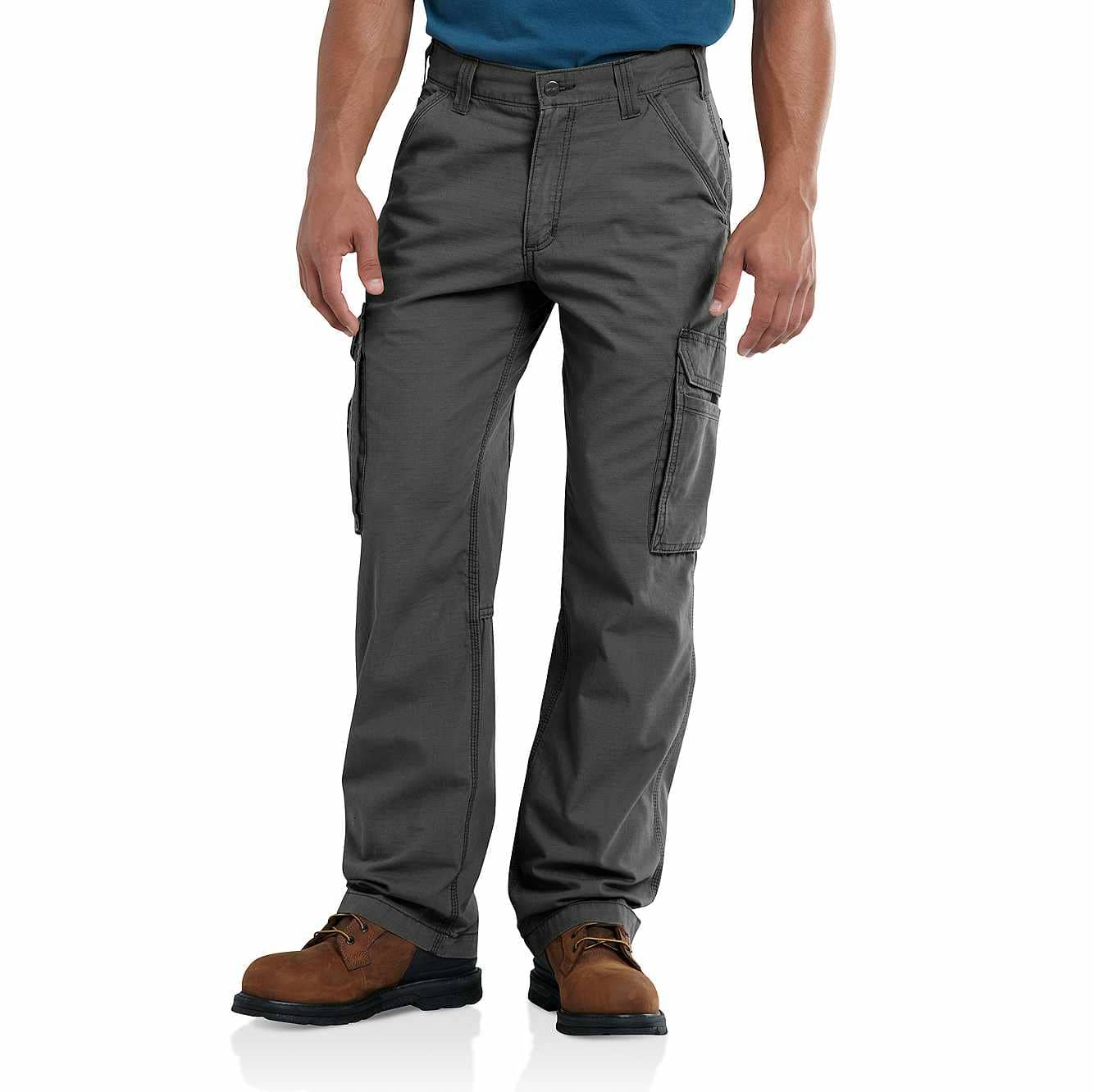 Picture of Carhartt Force® Tappen Cargo Pant in Gravel