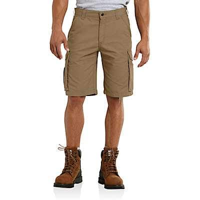 Carhartt Men's Yukon Carhartt Force® Tappen Cargo Short - back