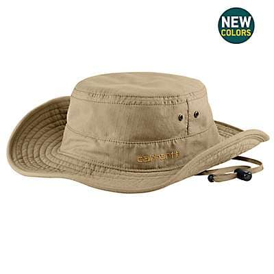 Carhartt Men's Dark Khaki Billings Hat - front