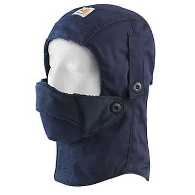 Carhartt Men's Dark Navy Flame-Resistant Hard Hat Liner - front