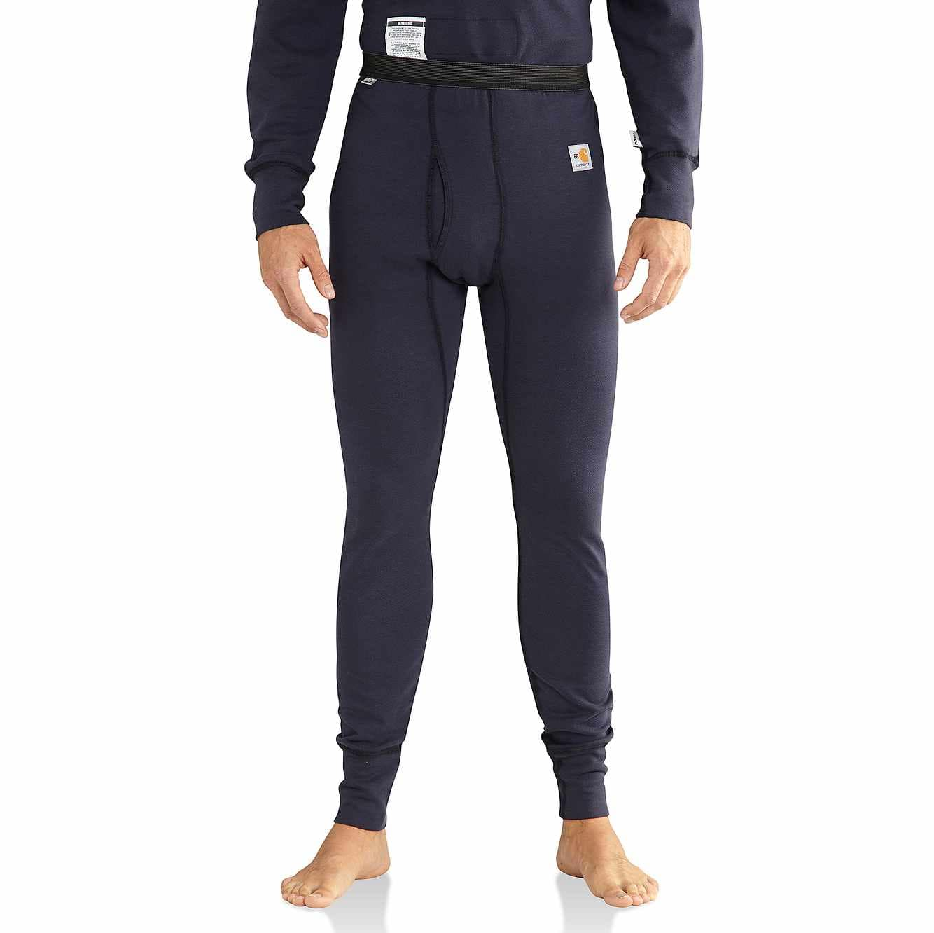 Picture of Flame-Resistant Base Force® Cold Weather Bottom in Dark Navy