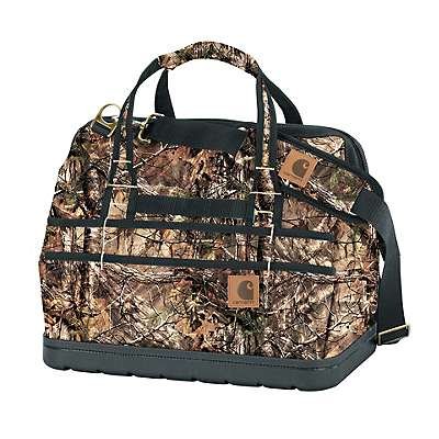 "Carhartt Unisex Realtree Xtra Legacy 16"" Tool Bag with Molded Base - front"