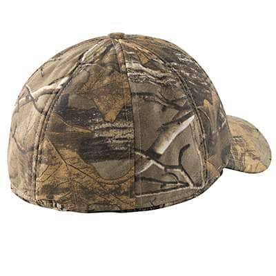 Carhartt  Mossy Oak Camo Ear Flap Cap - back