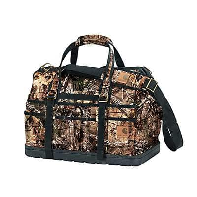 "Carhartt Unisex Realtree Xtra Legacy 18"" Tool Bag with Molded Base - front"