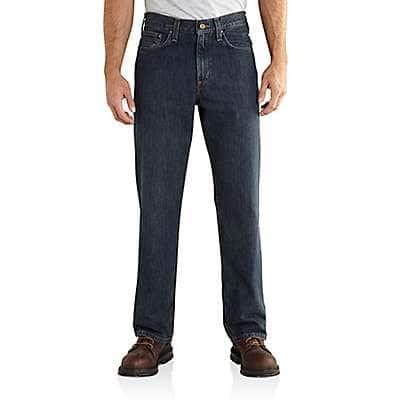 Carhartt Men's Bed Rock Relaxed Fit 5-Pocket Jean