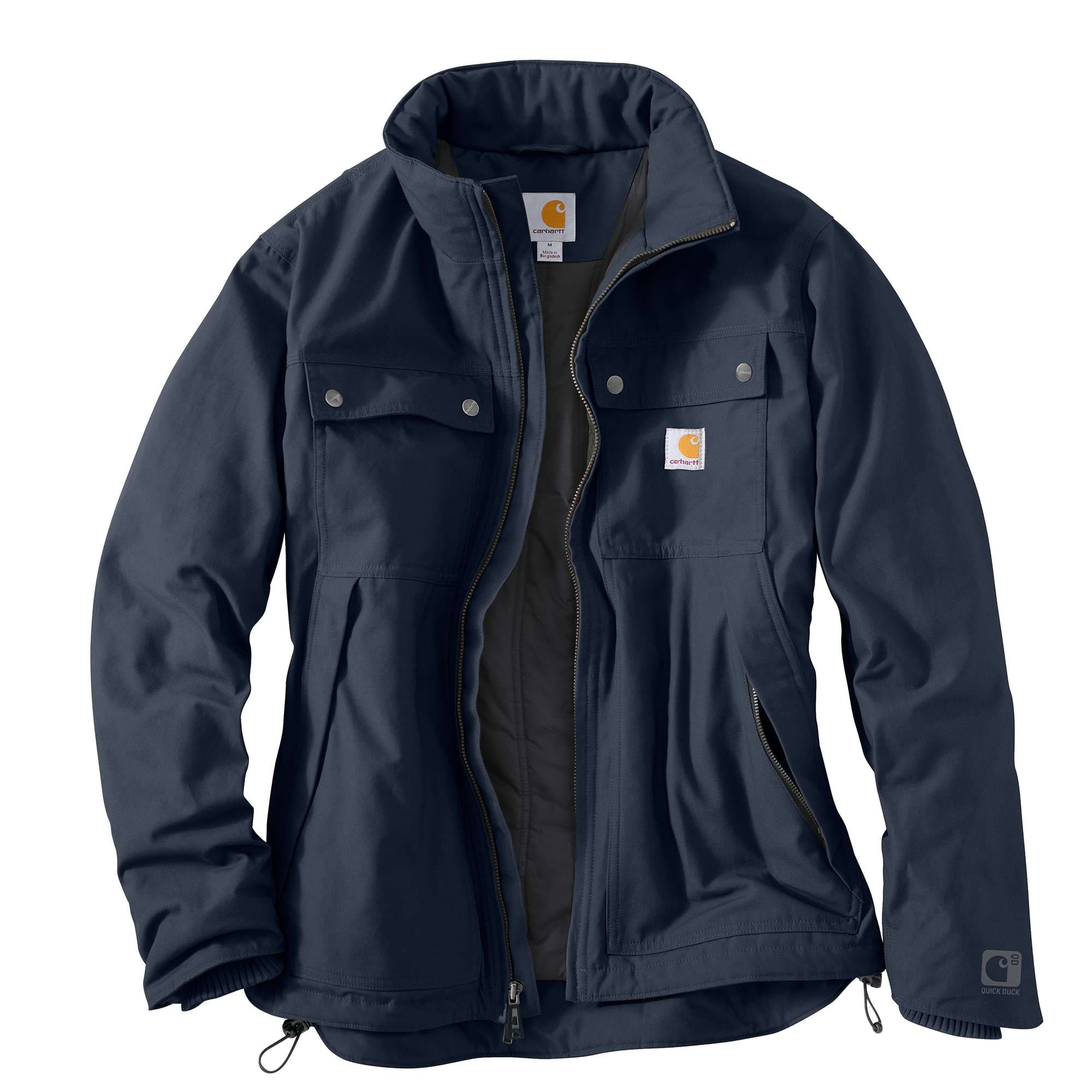5ab13eb3bbe2 Men s Quick Duck® Jefferson Traditional Jacket 101492