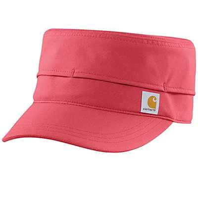 Carhartt Women's Wild Pink Carhartt Force® Equator Cap - front