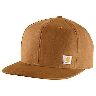 Carhartt Men's Carhartt Brown Ashland Cap - front