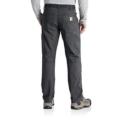 Carhartt Men's Shadow Cortland Rugged Flex® Dungaree - back