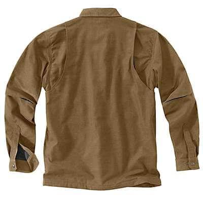 Carhartt Men's Yukon Full Swing® Cryder Shirt Jac - back
