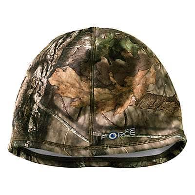 Carhartt Men's Mossy Oak Break-Up Country Carhartt Force® Lewisville Camo Hat - front
