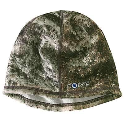 Carhartt Men's Mossy Oak Break-Up Country Carhartt Force® Lewisville Camo Hat - back