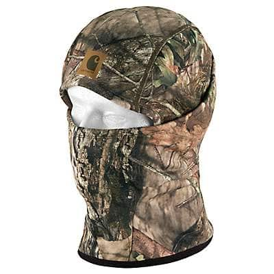 Carhartt Men's Mossy Oak Break Carhartt Force® Camo Helmet Liner Mask